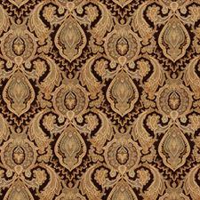 Espresso Jacobean Decorator Fabric by Fabricut