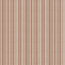 Persimmon Stripes Decorator Fabric by Fabricut