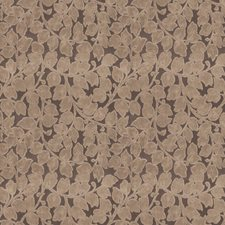 Moonstone Leaves Decorator Fabric by Stroheim