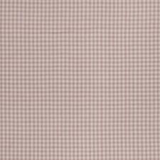 Rosewater Check Decorator Fabric by Stroheim