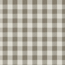 Greystone Check Decorator Fabric by Stroheim