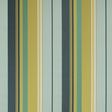 Baltic Stripes Decorator Fabric by Stroheim