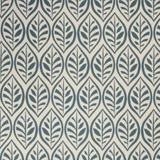 Hydro Leaves Decorator Fabric by Stroheim