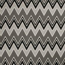 Zebra Geometric Decorator Fabric by Stroheim