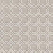 Creme Jacquard Pattern Decorator Fabric by Fabricut