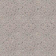 Grey Medallion Decorator Fabric by Fabricut