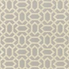 Dove Grey Decorator Fabric by Schumacher