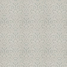 Spa Damask Decorator Fabric by Trend