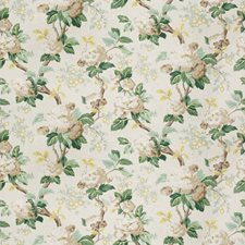 Cypress Floral Decorator Fabric by Fabricut