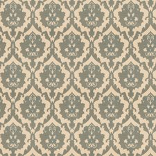 Ocean Damask Decorator Fabric by Trend