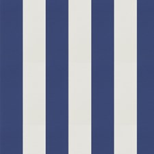 Marine Stripes Decorator Fabric by Trend