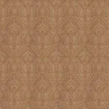 Camel Jacquard Pattern Decorator Fabric by Fabricut