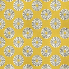 Citron Global Decorator Fabric by Vervain