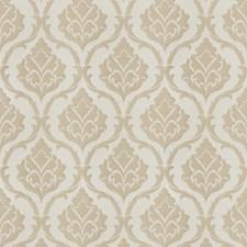 Ivory Damask Decorator Fabric by Fabricut