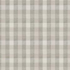 Dove Check Decorator Fabric by Fabricut