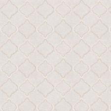 Ecru Embroidery Decorator Fabric by Trend