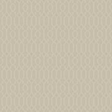 Oyster Lattice Decorator Fabric by Fabricut