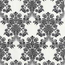 Ebony Decorator Fabric by Schumacher