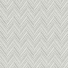 Feather Grey Decorator Fabric by Schumacher