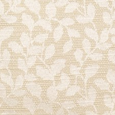 Linen Leaves Decorator Fabric by Trend