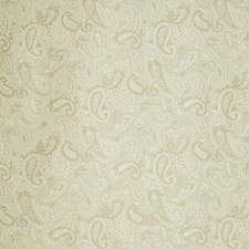 Linen Paisley Decorator Fabric by Trend