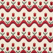 Vermilion Decorator Fabric by Schumacher