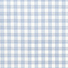 Chambray Check Decorator Fabric by Trend