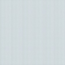 Aqua Check Decorator Fabric by Trend