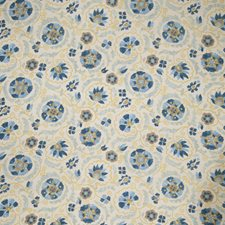 Denim Global Decorator Fabric by Trend