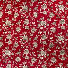 Currant Floral Decorator Fabric by Trend