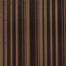 Espresso Stripes Decorator Fabric by Trend