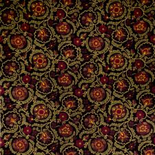 Cranberry Global Decorator Fabric by Trend