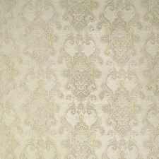 Bisque Jacobean Decorator Fabric by Trend