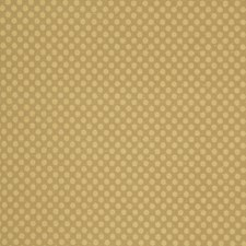 Mustard Dots Decorator Fabric by Trend