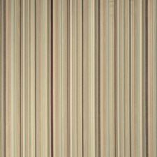 Teal Stripes Decorator Fabric by Trend