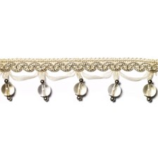 Beaded Champagne Trim by Duralee