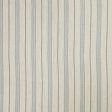 Chambray Stripes Decorator Fabric by Trend