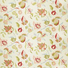 Blush Floral Decorator Fabric by Trend