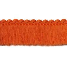 Fringe Tangerine Trim by Duralee