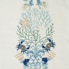 Seafoam Decorator Fabric by Schumacher