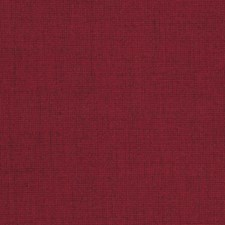 Red Solid Decorator Fabric by Trend