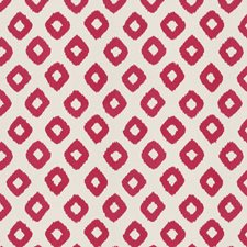 Fuchsia Embroidery Decorator Fabric by Stroheim