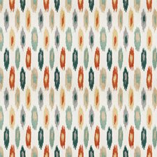 Boxwood Geometric Decorator Fabric by Fabricut