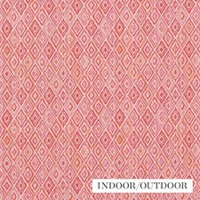 Pink/amp/Orange Decorator Fabric by Schumacher