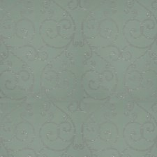 Sea Scrollwork Decorator Fabric by Trend