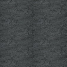 Charcoal Geometric Decorator Fabric by Stroheim