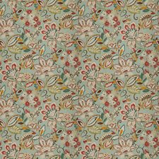 Garden Floral Decorator Fabric by Trend