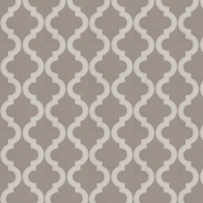 Silver Cloud Embroidery Decorator Fabric by Trend