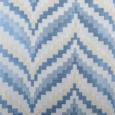Chambray Geometric Decorator Fabric by Highland Court
