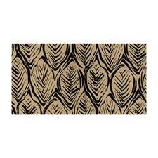 Black Tropical Decorator Fabric by Brunschwig & Fils
